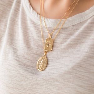 11thstreet jewelry gold cross pendant necklace poshmark 11thstreet jewelry gold cross pendant necklace aloadofball Gallery